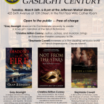 Upcoming Event with the Historical Novel Society